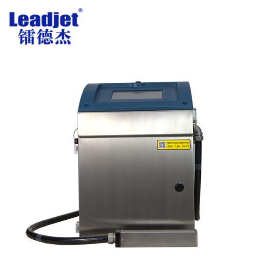 Low Maintenance Lot Number Expiry Date Pinkjet+Printersrinting Machine/ Inkjet Printer