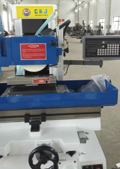 Small Precision Flat Surface Grinding Machine with More Accessories pictures & photos