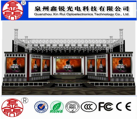 SMD P8 High Resolution Digital LED Display Full Color Screen Outdoor Video Advertising