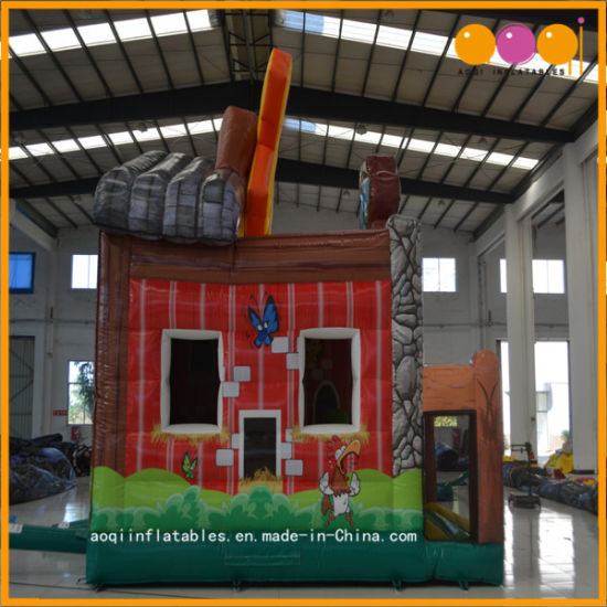 Novel Toy Inflatable Farm Bouncy Combo (AQ01585) pictures & photos