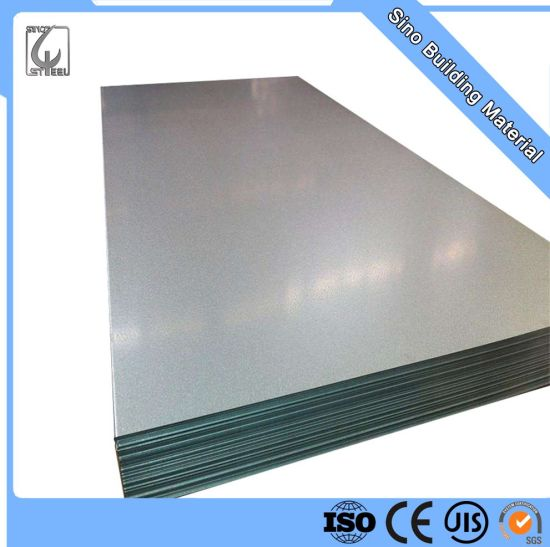 Hot Selling Building Material Gi Galvanized Steel Sheet in China Price