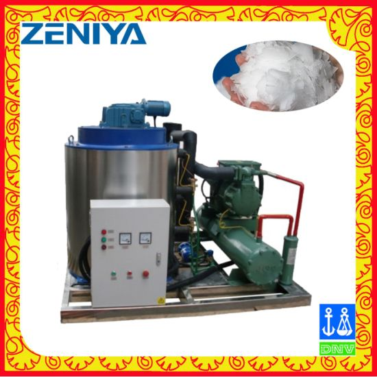 OEM/ODM Medium Commercial Flake Ice Machine