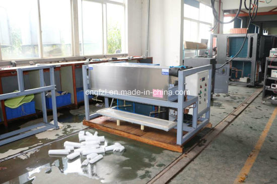1ton Block Ice Machine with New System pictures & photos