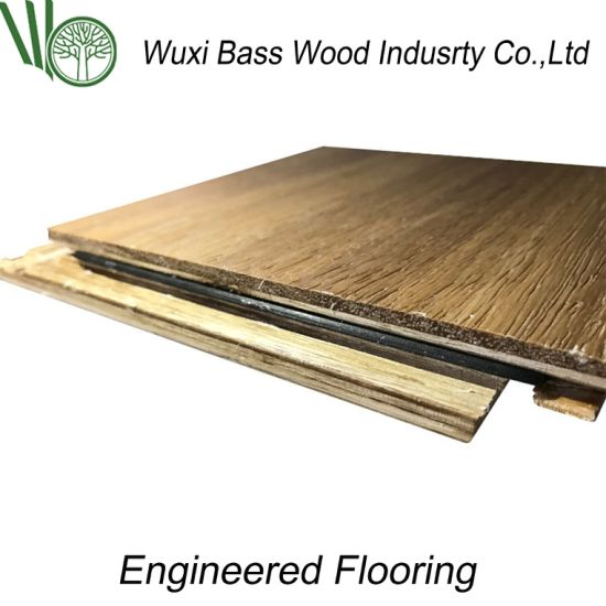 Easy Installation Engineered Flooring With 5g