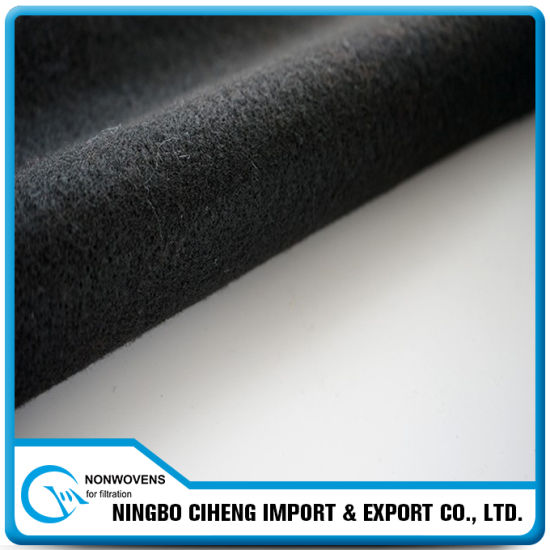 Polyester Needle Punch Nonwoven Artificial Leather Backing Fabrics