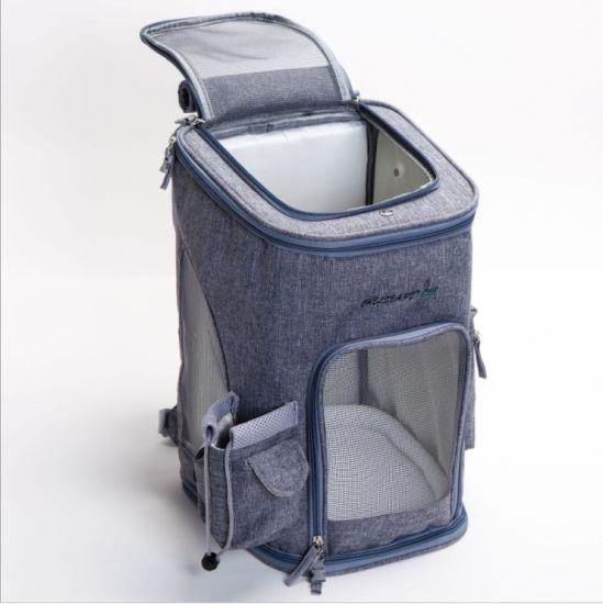 Wholesale Outing Breathable Cat and Dog Backpack Pet Bag Carrier Accessories