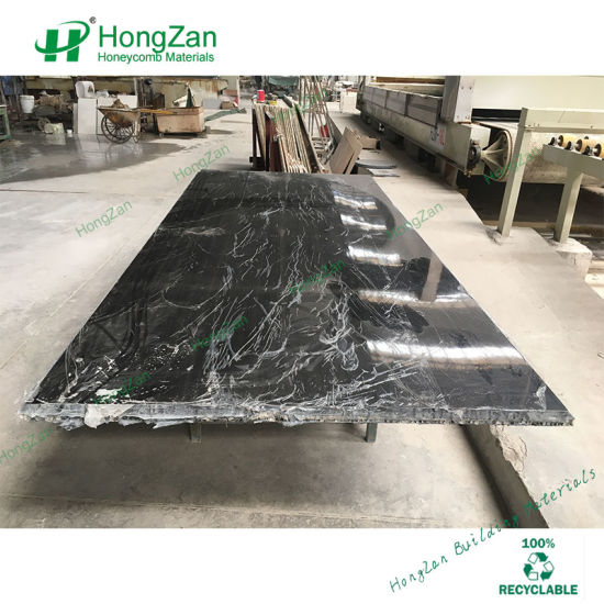 Lightweight Stone Honeycomb Table Top Honeycomb Panel pictures & photos
