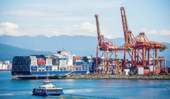 Ocear Freight From China to Vancouver, Bc Shipping Forwarder