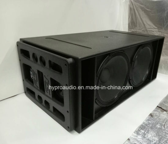 RS18 Subwoofer Dual 18 Inch Line Array System