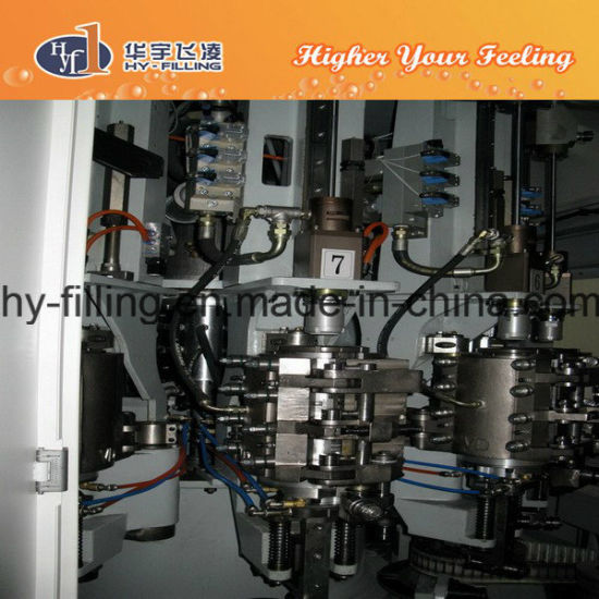 Rotary Pet Bottle Blow Moulding Machine