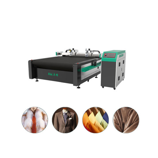 Automatic Single-Ply Sample Digital Fabric Garment Cutting Machine