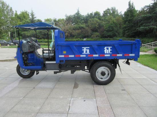 Diesel Waw Three Wheel Motor 3-Wheel Tricycle