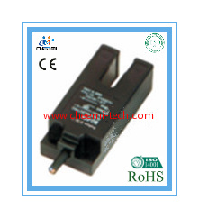 PNP No/Nc Slot Type Photoelectric Switch Sensor with 7mm Detection Range