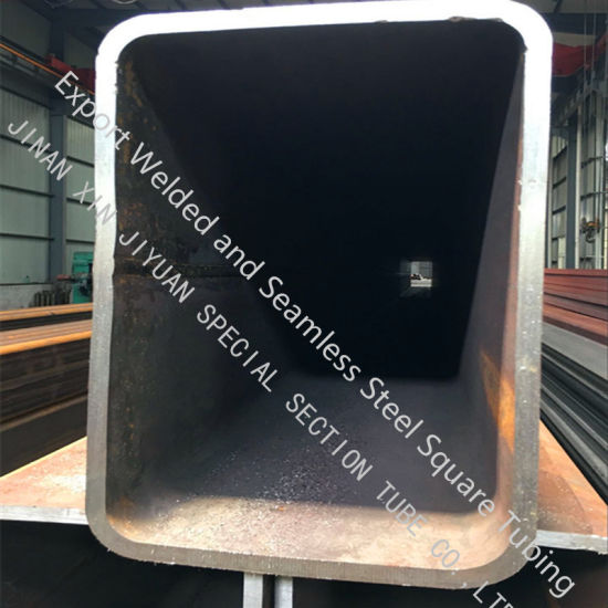 ASTM A53 Gr. B Ms ERW Hot Rolled Carbon Black Steel Pipe Size 3/4 1 2 4 Inch for Oil and Gas Pipeline pictures & photos