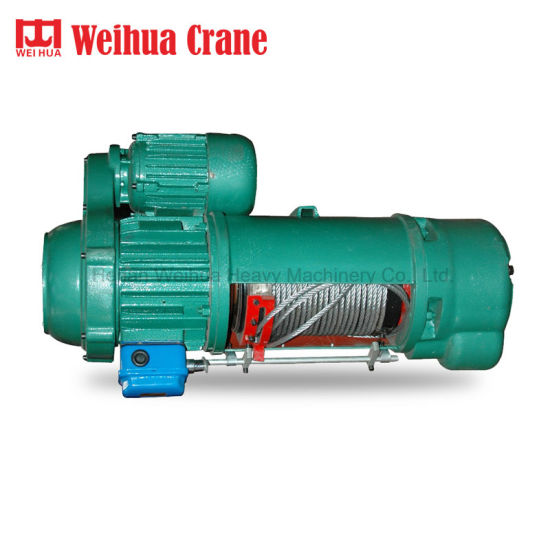 Weihua Double Speed Wire Rope Variable Speed Hoists