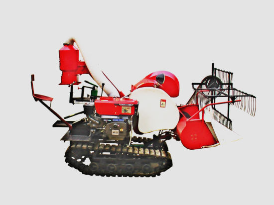 Mini Combine Harvester Machine/Reaper Binder for Rice/ Wheat pictures & photos