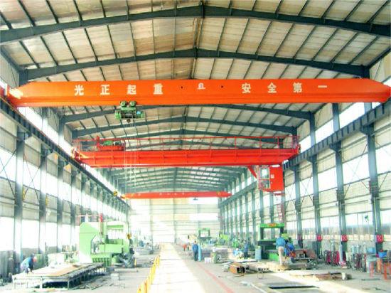 Single Girder Crane/Large Capacity Bridge Steel Crane (XGZ-16001)
