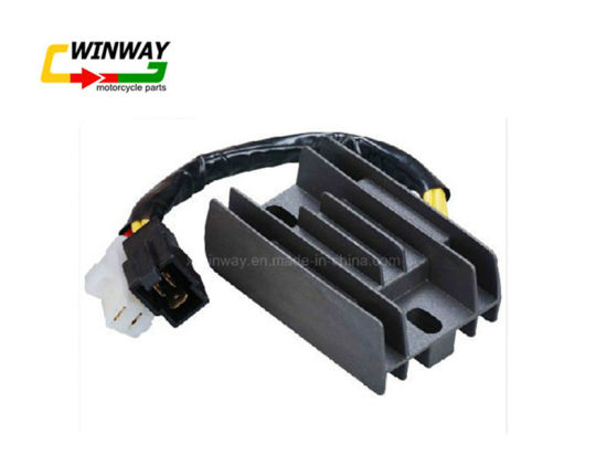 China Ww 81100 Gn Gs125 Motorcycle 5, Motorcycle 5 Wire Regulator Rectifier Wiring Diagram