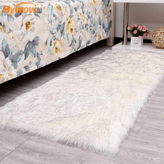 Living Room Modern Bedroom Carpets Rugs Floor Wool Rug Carpet