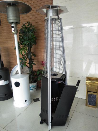 Natural Gas LPG Hexagon Patio Heater