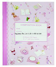 Customized Professional Student Composition Book Manufacturer in China