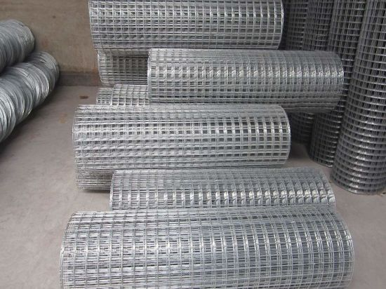 China 6X6 Concrete Reinforcing Welded Wire Mesh with Low Price ...