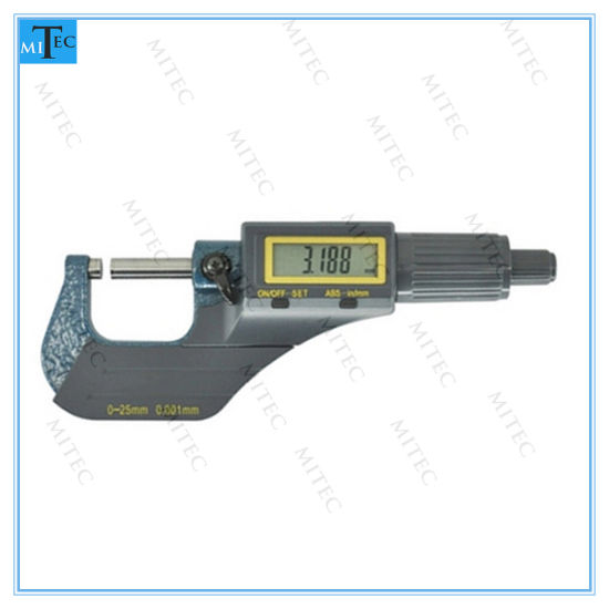 "0-1/"" Digital Outside Micrometer"