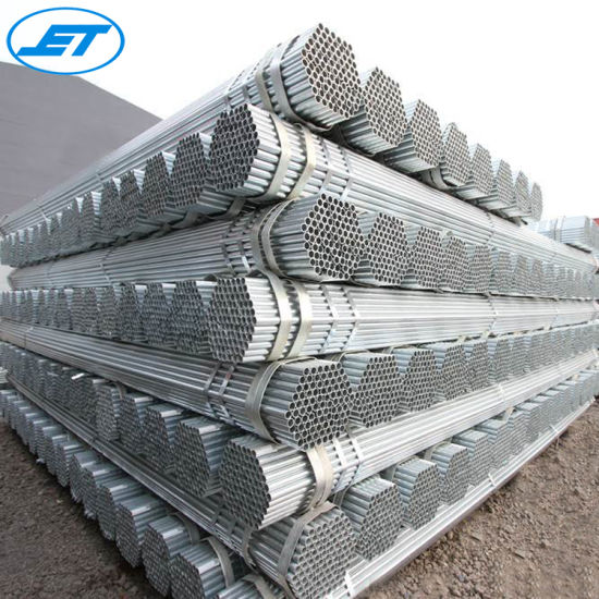 48 mm 3.75mm Galvanized Scaffold Tube for Sale