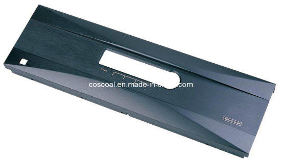 Aluminium Extrusion for Amplifier (ISO 9001: 2008 TS16949: 2008) pictures & photos