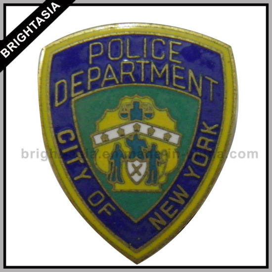 New York Nypd Police Badge (BYH-10062)