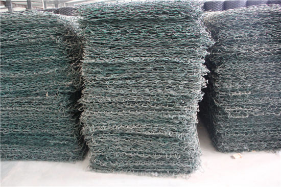 Gabion Box PVC Coated Hot Dipped Gavalnized Zinc pictures & photos