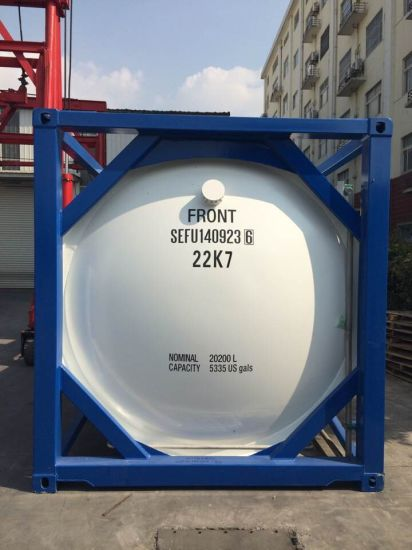 2015 Asme Certification New ISO Standard Storage Tank pictures & photos