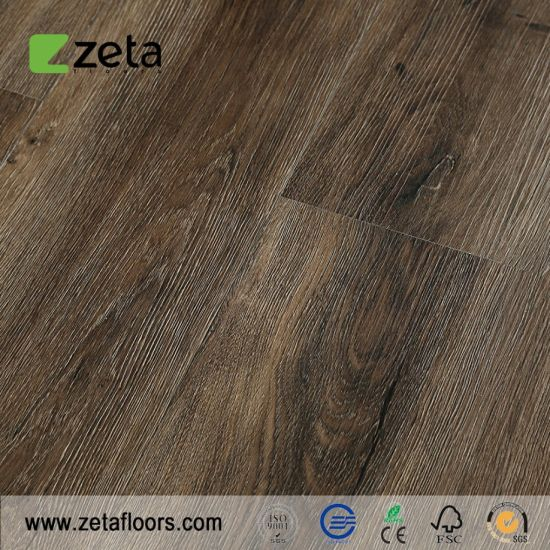 China New Pattern No Formaldehyde Indoor Wood Plastic Composite