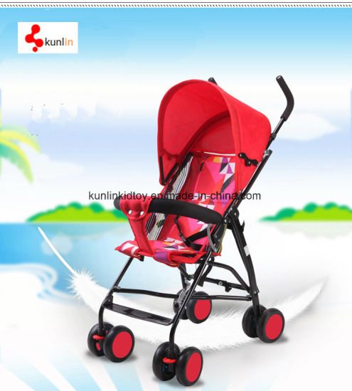 Lying Down Mini Baby Carriager/Buggy