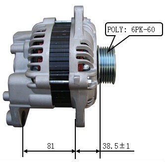 BBB Industries 11052 Alternator