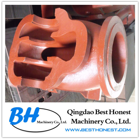 Cast Iron Reducer Housing (Ductile Iron / Grey Iron) pictures & photos