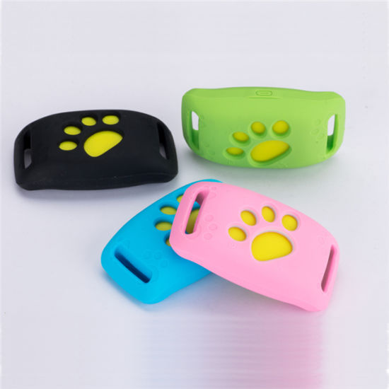 Mini Smart Anti-Lost Bluetooth Tracker with GPS for Pet
