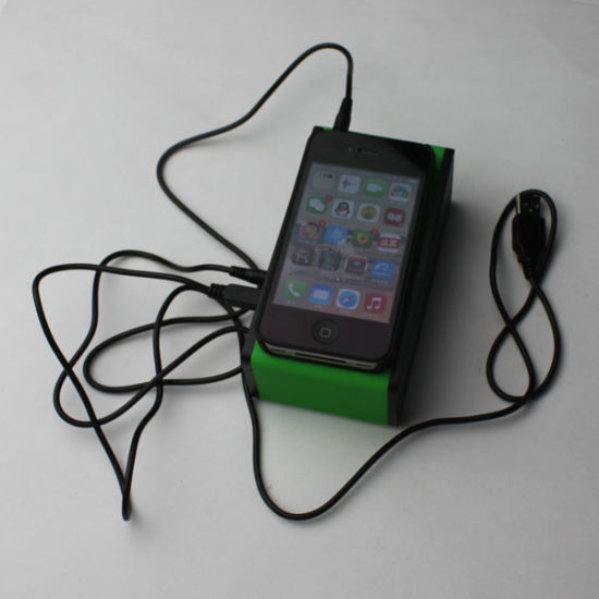 Rechargeable Magic Amplifier Speaker for Phone (PT91613-2) pictures & photos