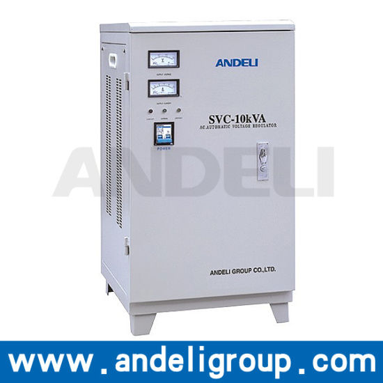 Power Regulator Automatic Stabilizer (SVC-10kVA) pictures & photos