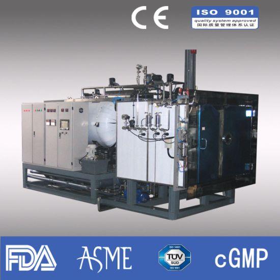 Pilot Pharmaceutical Freeze Dryer Vacuum Drying Equipment