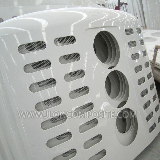 A Grade Surface SMC Sheet Molding Compound for Coach Air Condition Shield