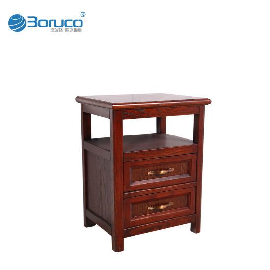 China Custom Wholesale American Modern Solid Wood Bedroom ...