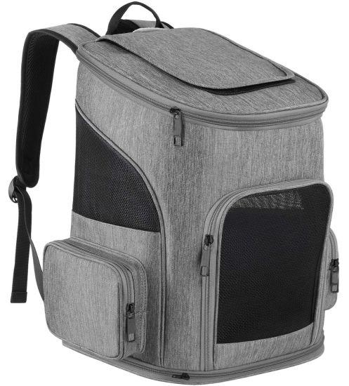 Poodle Unisex Single Shoulder Pack Personalized Travel Bag The More People I Meet