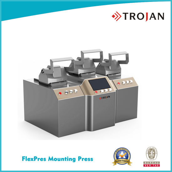 New Type Laboratory Mounting Press for Metallographic Samples