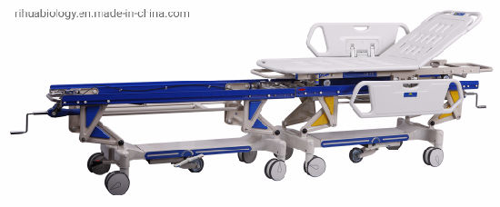 Rh-D302 Hospital Connecting Transfer Stretcher for Operation Room
