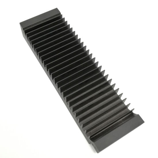 Aluminum Extrusion Anodized Heat Sink