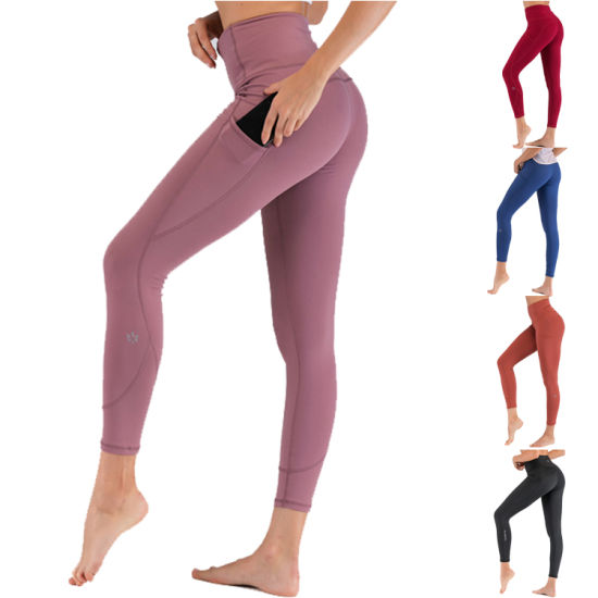 Wholesale Sports Leggings Gym Apparel Women Fitness Yoga Leggings