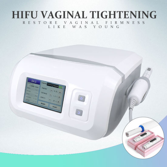Hifu Female Private Parts Care Painless Hifu Vaginal Tightening Equipment