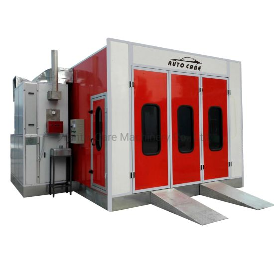 Ce &ISO Certification Hot Sell High Quality Used Auto Car Body Spray Paint Booths Price