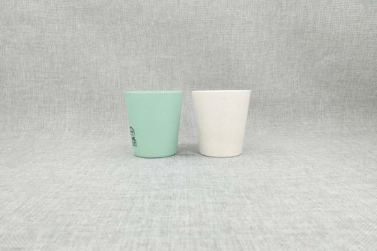 Bamboo Fiber Cup, Biodegradable Natural Bamboo Fiber Cup
